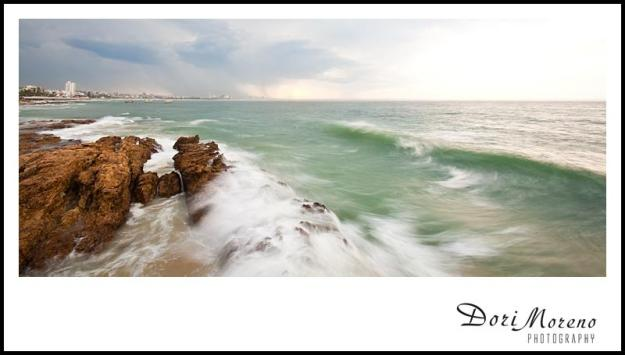 Waves in Port Elizabeth