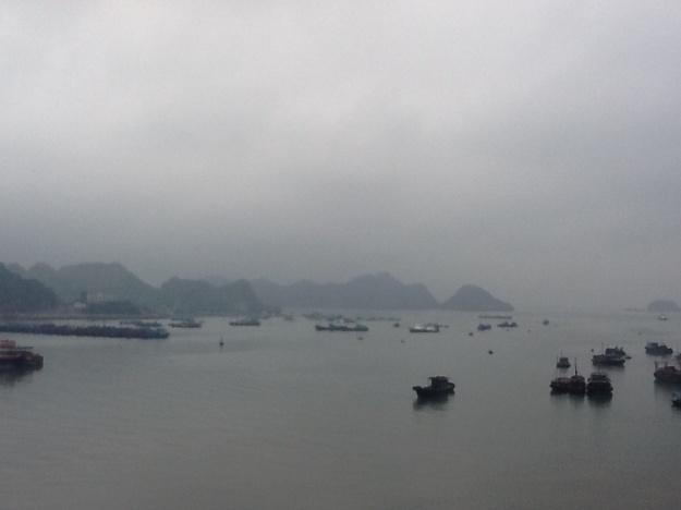 Cat Ba Island view