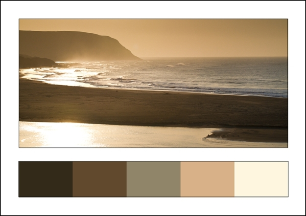 Dori Moreno, photographer, golden, seascape