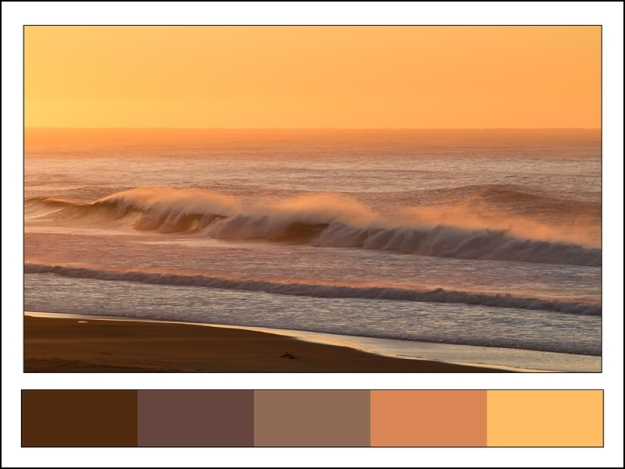 photograph, sea, south africa, dori moreno, sunrise